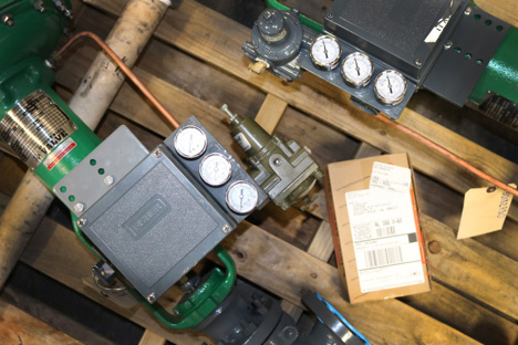 Control Valve Repair Services