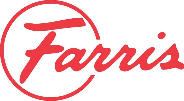 Farris valve logo