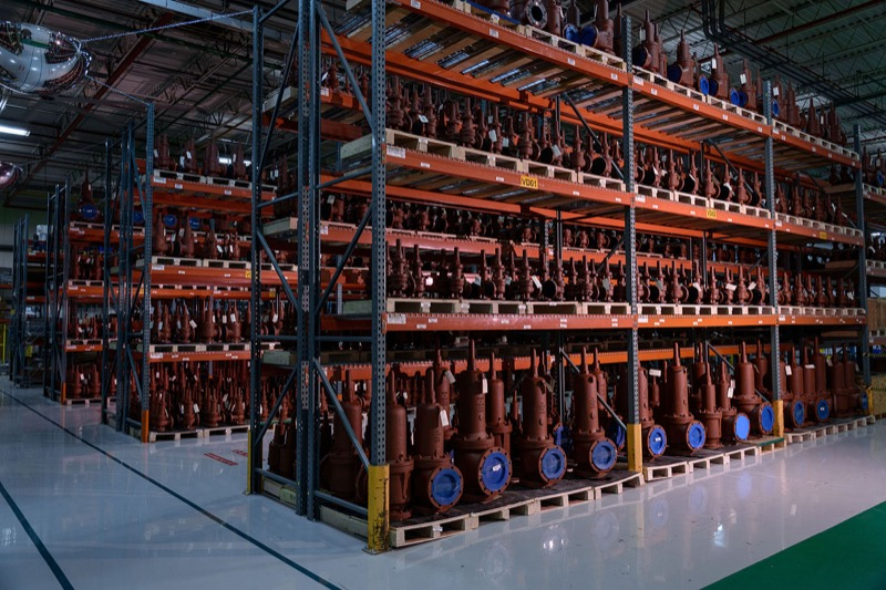 Industrial Valve - New OEM Valves and Valve Parts