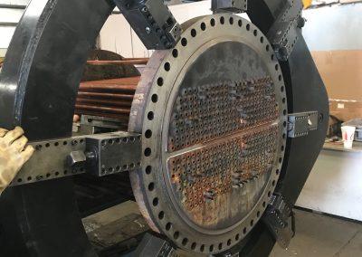 field machining industrial valve 1