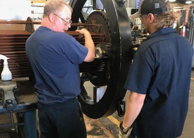 field machining industrial valve 2