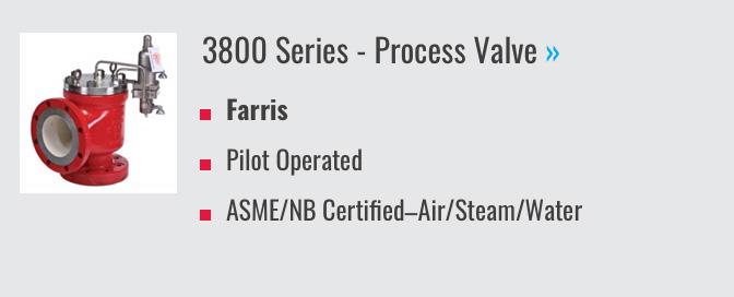 3800 Series - Process Valve